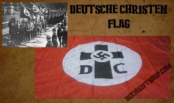 Deutsche Christen / German Christian Flag