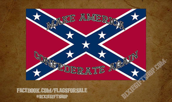 Confederate Novelty Flags