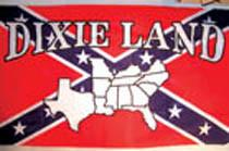 Rebel - Dixieland Flag