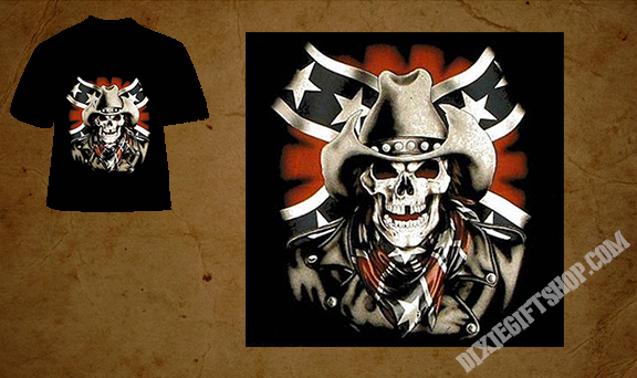 Rebel Cowboy TShirt
