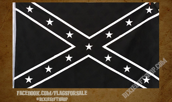 Rebel - Black Flag