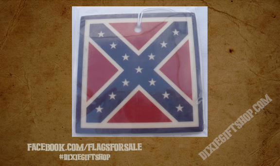 Air Freshener - Confederate Flag