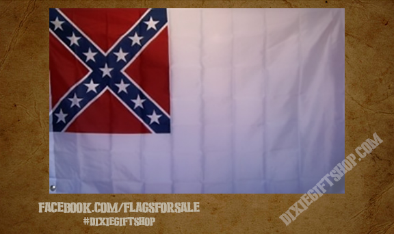 2nd Confederate National Flag