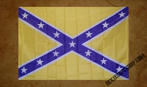 Rebel - Purple / Gold LSU Flag