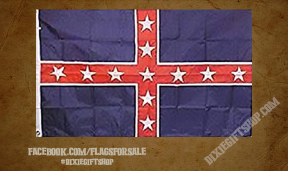 Army of TN 1st Corps Polk Flag