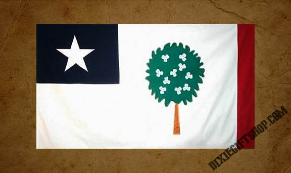 Mississippi Republic Secession Flag