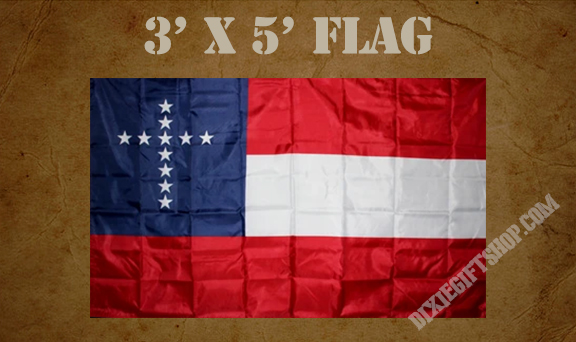 Flag - 5th Kentucky Orphan Brigade