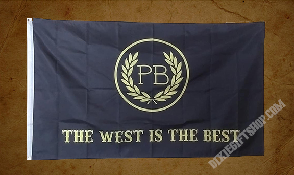 Flag - POYB The West Is The Best