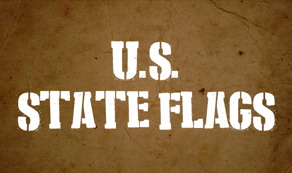 U.S. State Flags