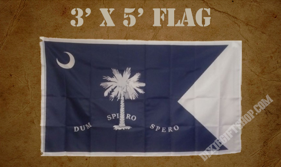 Flag - 2nd SC Cavalry