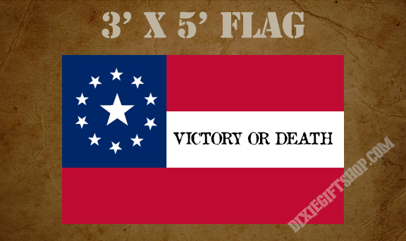 Flag - 4th Texas Infantry
