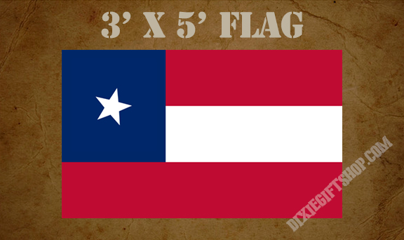 Flag - 5th Texas Infantry