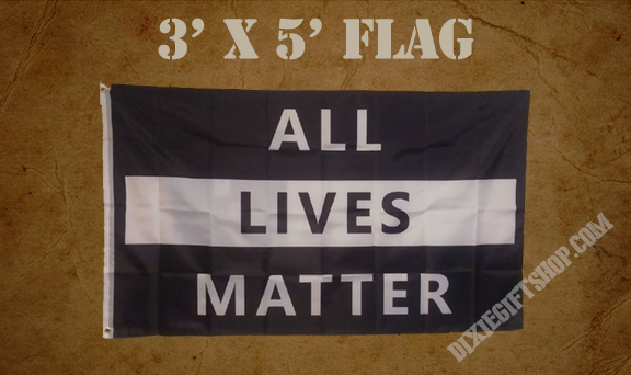 Flag - All Lives Matter