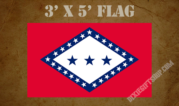 Flag - Arkansas Hocker 1912