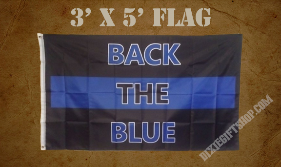 Flag - Back The Blue