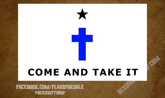 Gonzales - Christian Flag