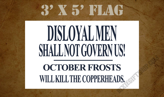 Flag - Disloyal Men