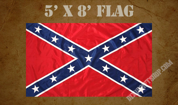 Confederate Army of Tennessee Battle Flag (5x8)