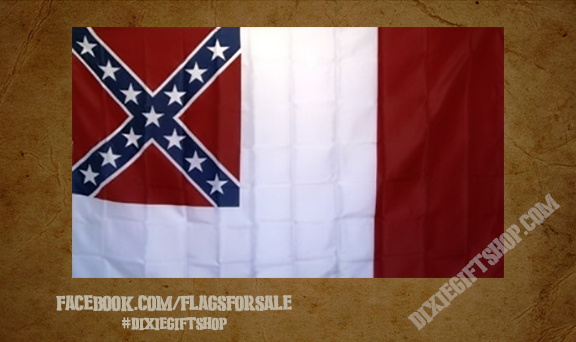 Flag - 3rd Confederate National