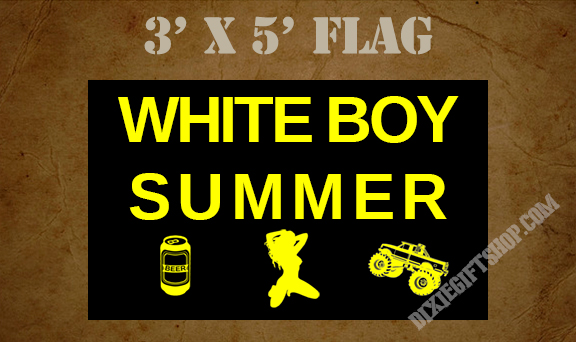 Flag - White Boy Summer